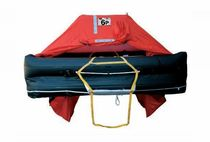 boat blue water liferaft (ISO 9650-1) SPAIN Eurovinil