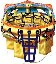 boat blue water liferaft OCEAN RESCUE&amp;trade; Winslow