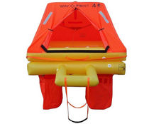 boat blue water liferaft (ISO 9650-1)  Waypoint Liferafts