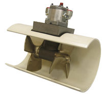 boat bow and stern thruster (hydraulic)  Hydrosta