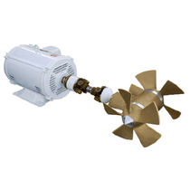 boat bow thruster (hydraulic, twin counter-rotating propellers) TRAC AC ABT TRAC