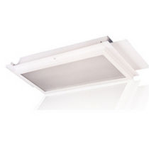 boat ceiling-mounted luminaire (fluorescent light, for interior lighting) ProRec Meridian FDA/ml Pauluhn