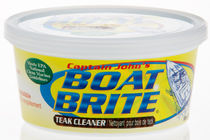 boat cleaner (teak) 12.OZ Captain Johns Boat Brite