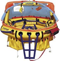boat coastal liferaft CANOPIED COASTAL PLUS™ Winslow