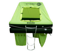 boat coastal liferaft  Waypoint Liferafts