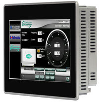 boat control panel (touchscreen) 40280101 Hybrid Power Systems