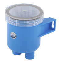 boat cooling water filter Ø 19 -> 25 MM Craftsman Marine DB Innovation
