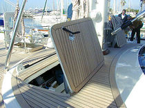 boat deck hatch 3400 SERIES Freeman Marine Equipment