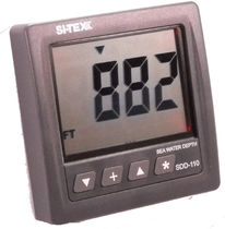 boat depth indicator SDD-110 Si-tex
