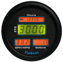 boat digital multifunction display SERIES 9000 Floscan