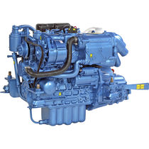 boat engine : in-board diesel engine 20 - 30 hp (indirect injection, natural aspiration) N3.30 (29 HP @ 3600 RPM) Nanni Industries