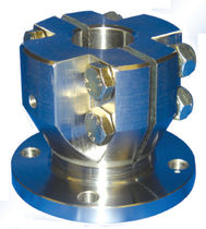 boat engine shaft coupling STEEL R&D Marine
