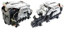 boat engine : 4 stroke in-board petrol engine 400 - 500 hp ZR-409 (409 HP) PCM