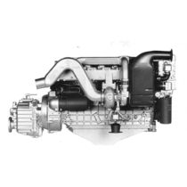 boat engine : in-board diesel engine 100 - 200 hp (direct injection, turbocharged) D150 (135 HP @ 3800 rpm) BMW Marine