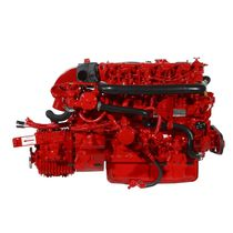 boat engine : in-board diesel engine 40 - 50 hp (indirect injection, natural aspiration) 55D FOUR, 48HP (35.9kW) @ 2600 RPM Westerbeke