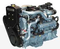 boat engine : in-board diesel engine 80 - 90 hp (direct injection, natural aspiration) M92B (86 HP @ 2400 RPM) Perkins Sabre