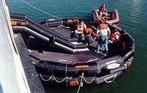 boat evacuation slide  DBC Marine Safety Systems