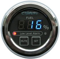 boat fuel gauge indicator 3350-F Offshore Systems