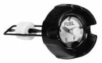 boat fuel gauge indicator FTS-725-BW Kracor
