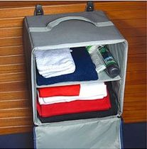 boat furniture : storage box (foldable) BP590 - 1 - 2 Blue Performance Interfield Sports B.V.