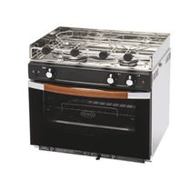 boat gas hob with oven (two burners) GASCOGNE Eno