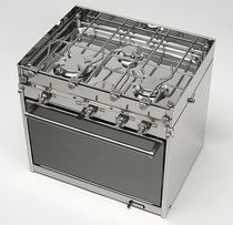 boat gas hob with oven TOP 2 / TOP 3 Rheinstrom pumpen