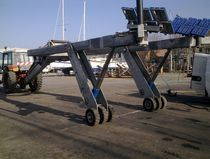 boat handling trailer (hydraulic) RH15 SECOPORT