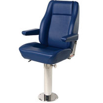 boat helm seat (adjustable, with armrests) CHARTER Navigator Offhore Marine Technology