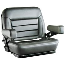 boat helm seat (for larger person) LX LOW BACK 36 SERIES 2 - 4BRBAN01 HelmChair.com By Llebroc Industries