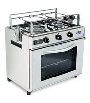 boat hob with oven with grill FO600SN FRATELLI CASELLATO SPA - PARKER