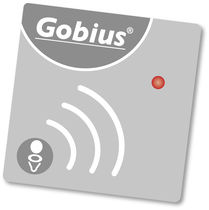 boat level indicator (for waste holding tank) GOBIUS FM Marin AB