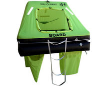 boat liferaft OFFSHORE  Waypoint Liferafts