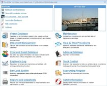 boat management software IDEA VIO SpecTec  - IDEA Software 