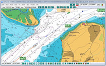 boat navigation software SEAPRO LITE Euronav