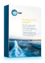 boat navigation software MAPMASTER™ Geonav