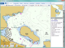 boat navigation software COASTAL EXPLORER  Rose Point Navigation Systems LLC