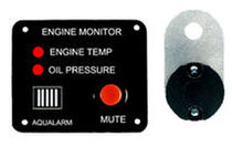 boat oil temperature indicator  AQUALARM
