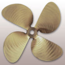 boat propeller (4 blades) POWERFLOW 65 SPW