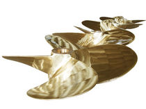 boat propeller (4 blades)  ZHENJIANG TONGZHOU PROPELLER CO., LTD.