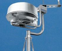 boat radar and Satcom antenna mount (stainless steel) 819 Niro - Petersen