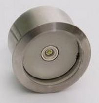 boat recessed downlight (aluminium, for interior lighting) RONDO 38	 Ocean-Fire