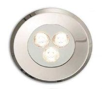 boat recessed downlight (LED, for interior lighting, stainless steel) COMO-3P NEO LED Lighting Solutions