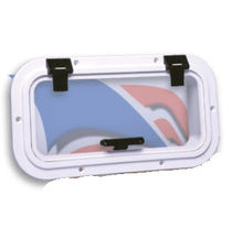 boat rectangular deck hatch STOW AWAY Beckson