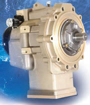 boat reduction gearbox with clutch 72L-HP / 72L-H Velvet Drive