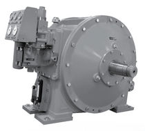 boat reduction gearbox with clutch MCD Twin Disc