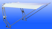 boat roll-bar (with integrated bimini-top)  BAS