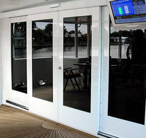 boat sliding door DSL Pacific Coast Marine