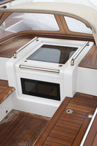 boat step down door COMPANIONWAY Rondal