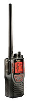 boat submersible handheld VHF marine radio MR HH325 VP Cobra