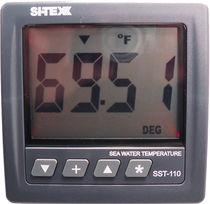 boat temperature indicator SST-110 Si-tex